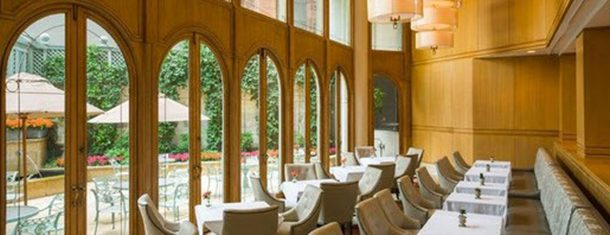 Usa Hotel S Best Restaurants Lacroix At The Rittenhouse